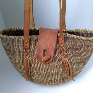 Large Keyan Sisal Market Bag